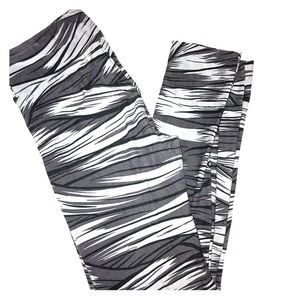 Lularoe Mummy OS Leggings